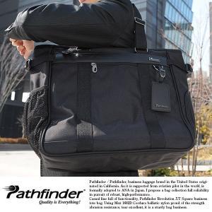 パスファインダー ビジネストートバッグ メンズ B4 2way 大容量|t-style
