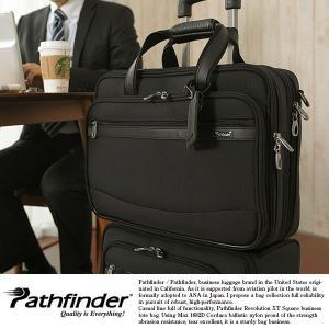パスファインダー ビジネスバッグ メンズ B4 出張 大容量 多機能|t-style