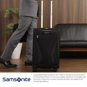 Samsonite サムソナイト ソフトキャリーバッグ 4輪 メンズ Mサイズ 中型|t-style