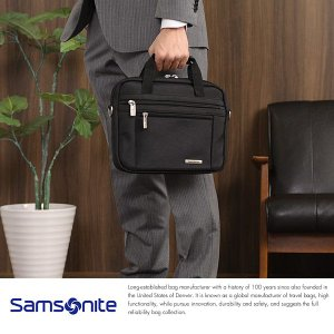 Samsonite サムソナイト パソコンバッグ メンズ B5 2way 小型ビジネスバッグ|t-style