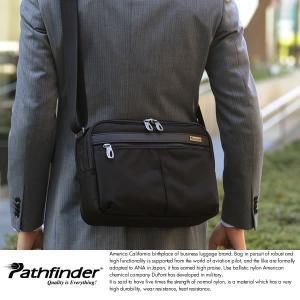 パスファインダー ショルダーバッグ メンズ バリスティックナイロン B5|t-style