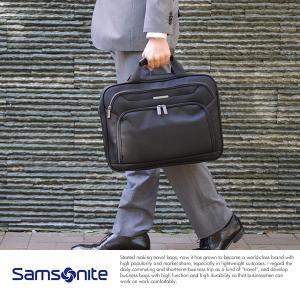 サムソナイト ビジネスバッグ 2層式 大容量 Samsonite XENON3 Two-Gusset Toploader 89433-1041|t-style