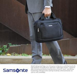 サムソナイト ビジネスバッグ スリム Samsonite XENON3 Laptop Shuttle 13 89440-1041|t-style
