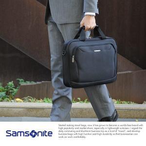 サムソナイト ビジネスバッグ スリム Samsonite XENON3 Laptop Shuttle 15 89441-1041|t-style