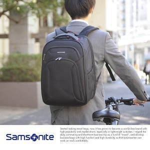 サムソナイト ビジネスリュック ラージ Samsonite XENON3 Large Backpack 89431-1041|t-style