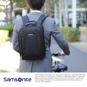 サムソナイト ビジネスリュック スモール Samsonite XENON3 Small Backpack 89435-1041|t-style