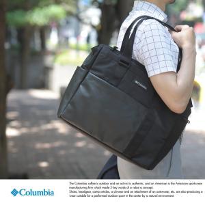 Columbia コロンビア ビジネストートバッグ スターレンジショルダートート PU8195-010|t-style