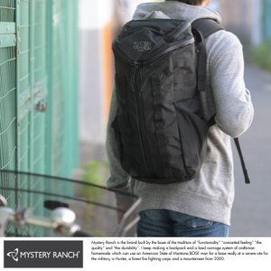 Mystery Ranch ミステリーランチ リュック Everyday Carry Front バックパック 102843  フロント メンズ|t-style
