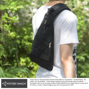 Mystery Ranch ミステリーランチ ボディバッグ メンズ ショルダー 大きめ Everyday Carry Schlinger|t-style