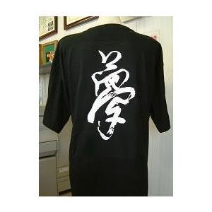 書道家が書く漢字Tシャツ Today's Special|t-time