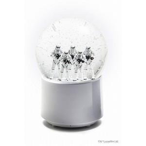 スターウォーズ ワイヤレススピーカー:Wireless Snow Globe Speaker(ストームトルーパー)