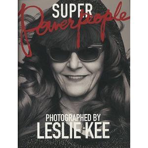 【販売店限定】LESLIE KEE/レスリー・キー  SUPER POWER PEOPLE|t-tokyoroppongi