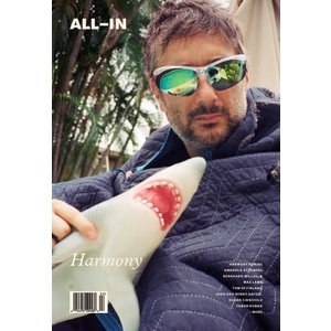 ALL-IN  ISSUE 2|t-tokyoroppongi