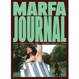 MARFA JOURNAL #6|t-tokyoroppongi
