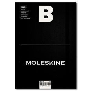 Magazine B Issue 62 MOLESKINE(ブランドドキュメンタリーマガジン モレスキン特集号)|t-tokyoroppongi