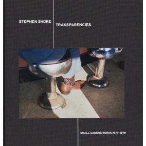 【サイン本】Stephen Shore  スティーブン・ショア TRANSPARENCIES: SMALL CAMERA WORKS 1971-1979
