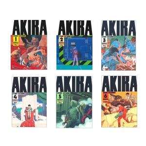 【全巻セット】AKIRA 1〜6巻セット 大友克洋 講談社|t-tokyoroppongi