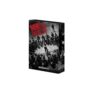 【30%OFF!】サンズ・オブ・アナーキー シーズン5 DVDコレクターズBOX|t-tokyoroppongi