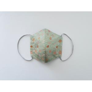 Tomorrow Fabric トゥモローファブリック マスク 西陣織 日本製  M003|t-tokyoroppongi