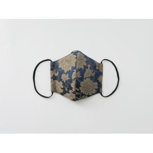 Tomorrow Fabric トゥモローファブリック マスク 西陣織 日本製  M006|t-tokyoroppongi