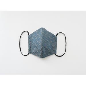 Tomorrow Fabric トゥモローファブリック マスク 西陣織 日本製  M007|t-tokyoroppongi