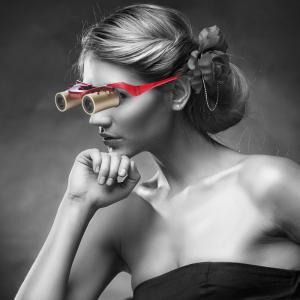 【究極のオペラグラス】高性能双眼鏡 カブキグラス