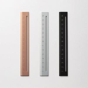 TSUTAYA オリジナルブランド HEDERA ヘデラ 定規 15cm|t-tokyoroppongi