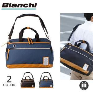 ボストンバッグ ビアンキ Bianchi メンズ レディース...