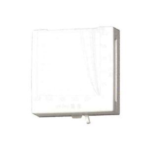 バクマ工業  RE-100J 自然給気用  樹脂製角型レジスター 壁面取付用
