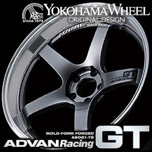 YOKOHAMA WHEEL ADVAN Racing GT for Japanese Cars 1...