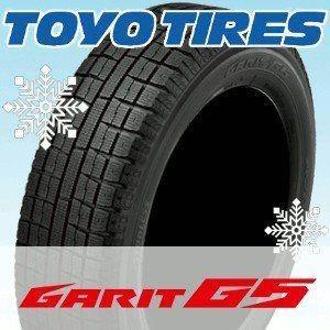 TOYO TIRES (トーヨータイヤ) GARIT G5 ...