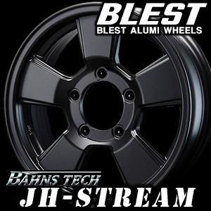 Bahns Tech JH-Stream  サイズスペック、デザイン、共にハイエース&キャラバンとジ...
