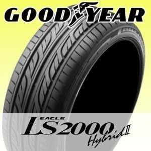GOOD YEAR (グッドイヤー) LS2000 Hybrid 2 165/55R15 75V サマータイヤ ハイブリッドツー