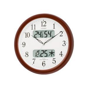 リズム時計 クロック ネムリーナカレンダーM01 4FYA01-006