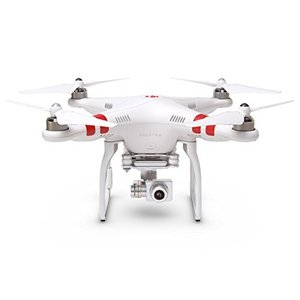 DJI ファントム 2 Vision+ V3.0 Quadcopter with FPV HD ビデオ Camera and 3-Axis Gimbal (White)[海外取寄せ品]