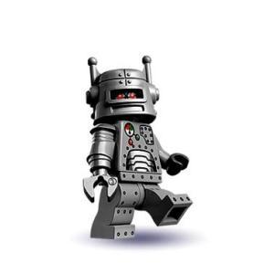 レゴ 8683 Minifigures Series 1 - LOOSE - Robot[海外取寄せ...