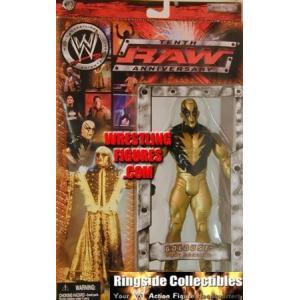 Goldust Raw Tenth アニバーサリー Figure WWE WWF [海外取寄せ品] ...