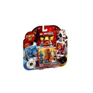 レゴ ニンジャゴー Lego Ninjago Spinjitzu スターター セット 2257[海外...