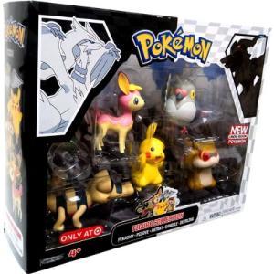ポケモン Pokemon ブラック ホワイト Exclusive ベーシック Figure コレクシ...