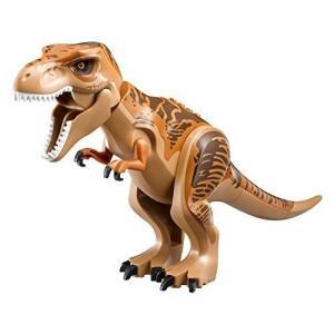 レゴ T. Rex Loose Jurassic World Figure 2015 New[海外取...