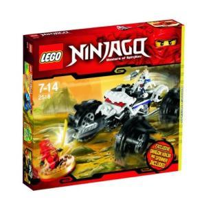 レゴ ニンジャゴー Lego Ninjago Nuckal's ATV #2518[海外取寄せ品]