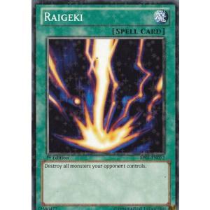 遊戯王 Yu-Gi-Oh! - Raigeki (BP01-EN032) - バトル パック: Epic Dawn - 1st Edition - Starfoil Rare[海外取寄せ品]