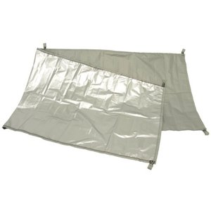 Therm-A-Rest LuxuryLite Cot Warmer, グレー, レギュラー(海外取寄せ品)|t2mart