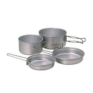 スノー ピーク マルチ Compact Cookset チタニウム(海外取寄せ品)