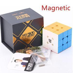 CuberSpeed MoYu WeiLong GTS2 M stickerless 3x3 マジッ...