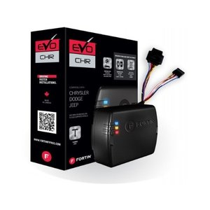 Fortin - EVO-CHRT5 - Stand-Alone Add-On Remote Start Car スターター Sys(海外取寄せ品)|t2mart
