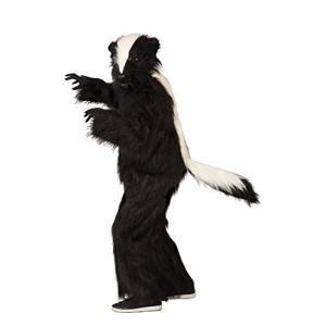 フォーラム メンズ Deluxe Skunk コスチューム, ブラック, STD 海外取寄せ品 43...