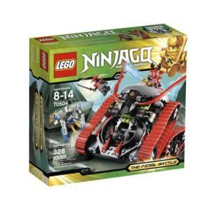 レゴ ニンジャゴー Lego Ninjago Garmatron 70504海外取寄せ品