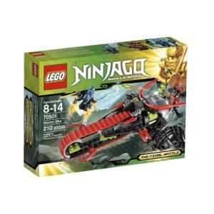 レゴ ニンジャゴー Lego Ninjago Warrior バイク 70501海外取寄せ品