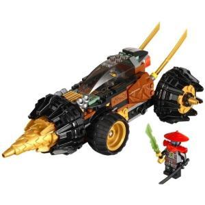 レゴ ニンジャゴー Lego Ninjago コール アース Driller 70502海外取寄せ品